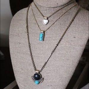 Capri Three-Row Convertible Necklace